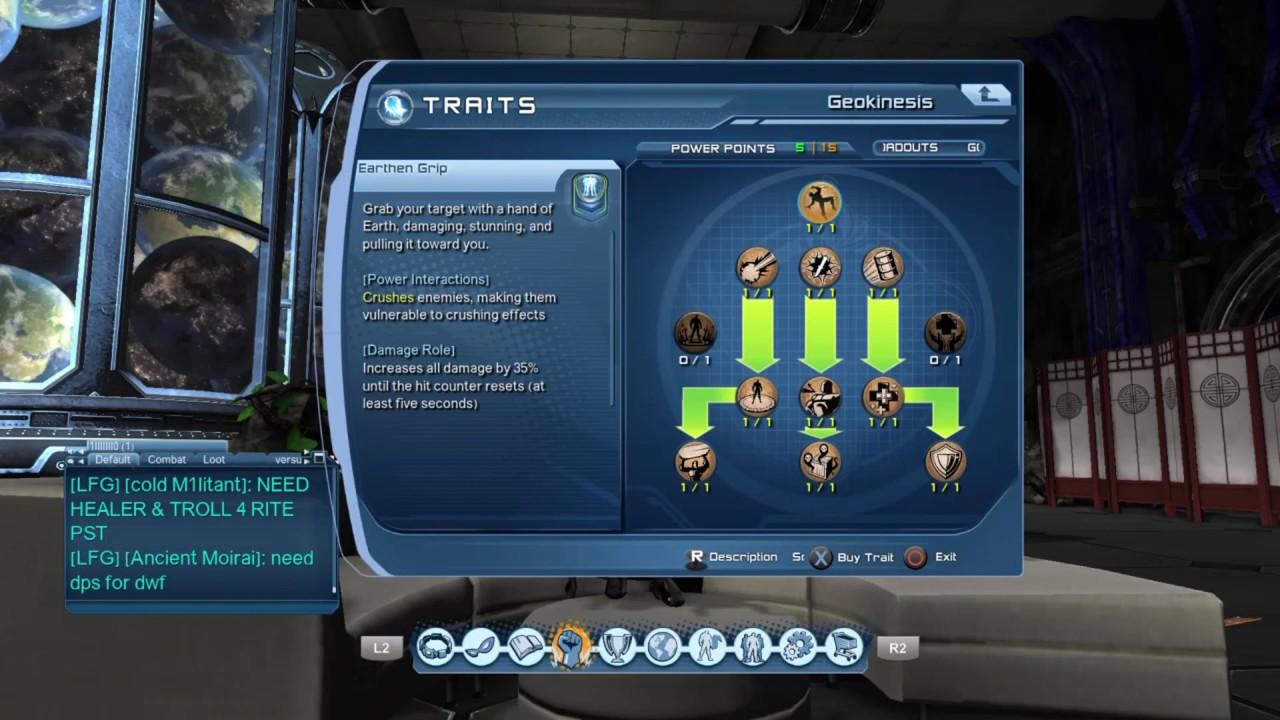 Dc Universe Online Build Fire Dps